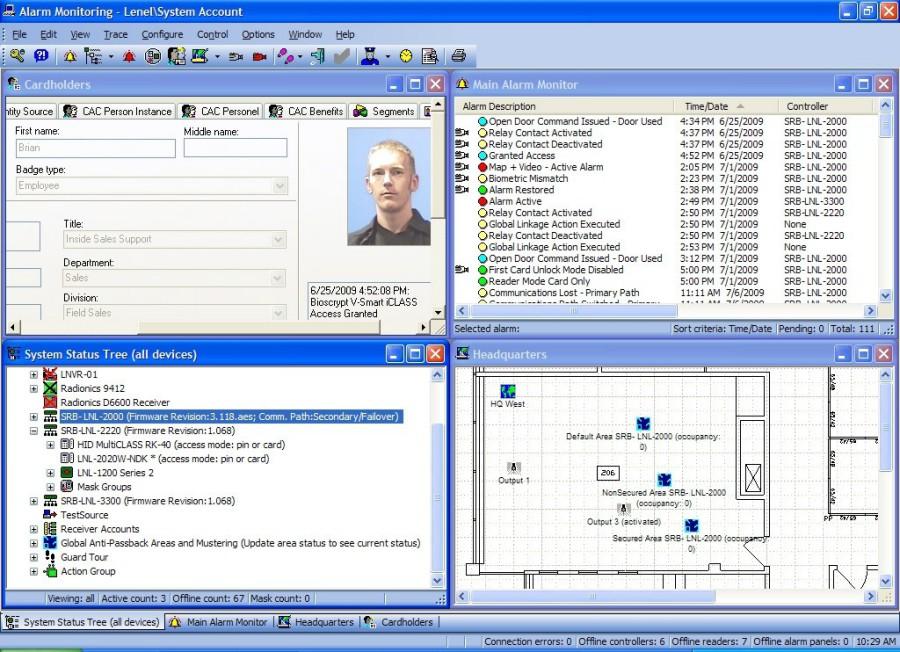 Grupo Redislogar Access Control Lenel Access Control