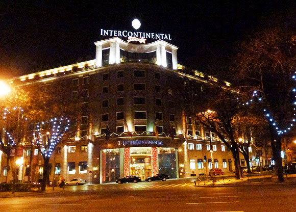 Hotel Castellana Intercontinental